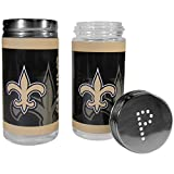 NFL New Orleans Saints Salt & Pepper Shakers, Black,