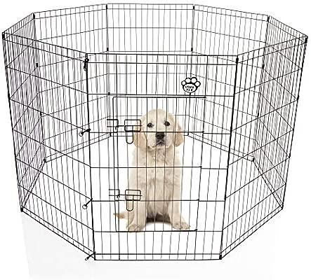 Cozy Pet grande cachorro parque para perros cachorros conejos ...