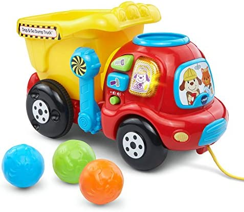 picture of VTech Drop & Go Dump Truck (Frustration Free Packaging