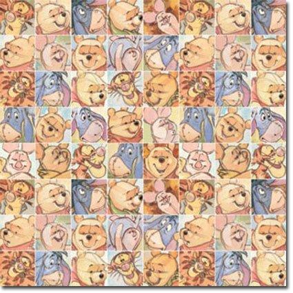 Sandylion Disney Winnie the Pooh Squares 12