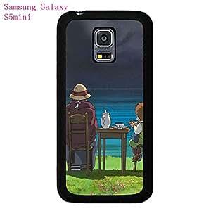 PhoneCaseMaster Samsung Galaxy S5 Mini Carcasa Caso Case,Howl'S Moving Castle Cartoon Anime Protective Snap On Case