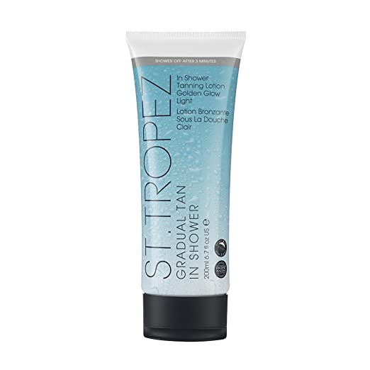 ST. TROPEZ Gradual Tan In Shower Lotion Light