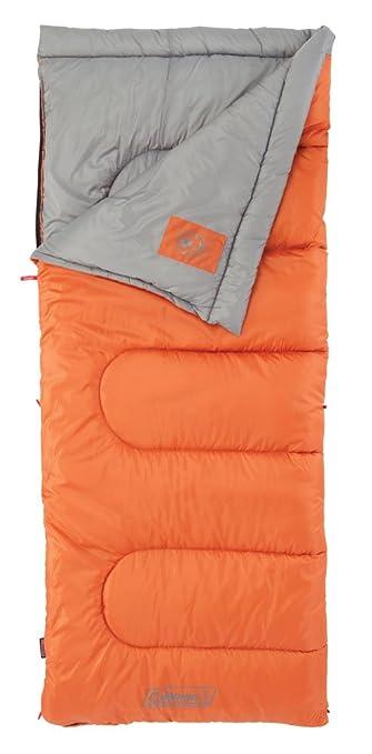 Amazon.com: Coleman Winslow 30 grados rectangular saco de ...