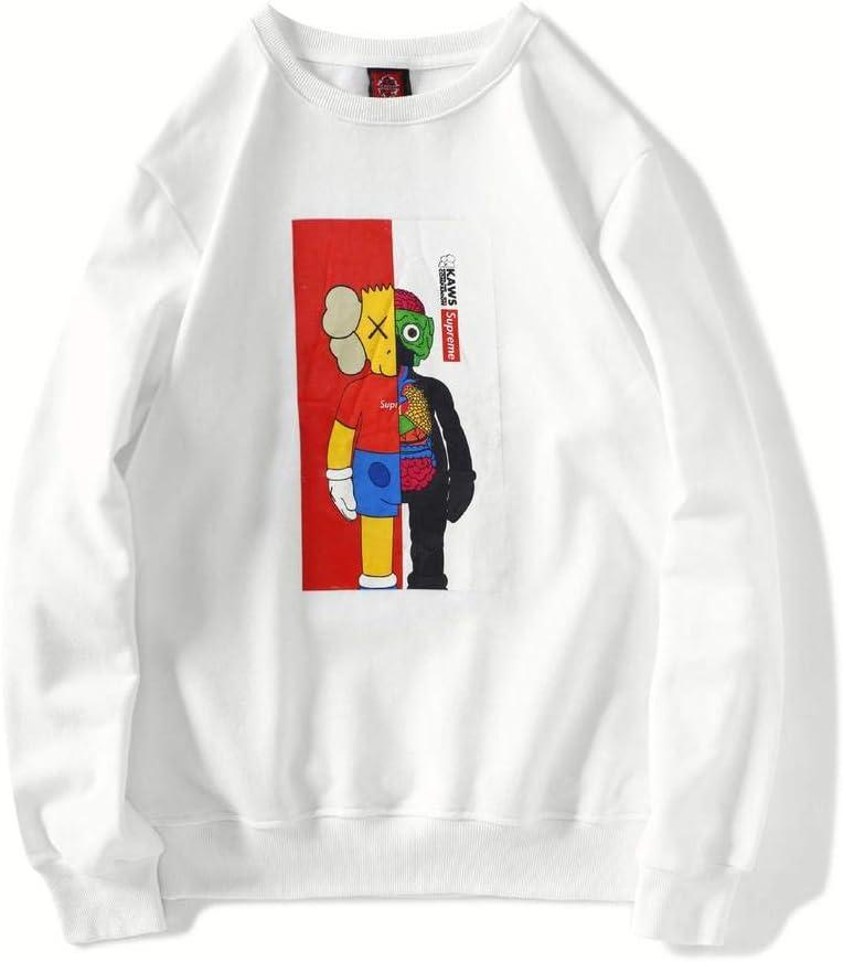 FAN MOVEMENT Sudadera Sesame Street KWAS Joint Cartoon Sweater ...