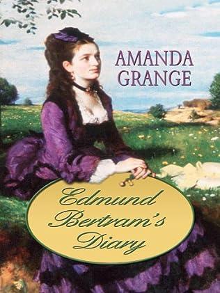 book cover of Edmund Bertram\'s Diary