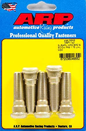 Subaru BRZ ARP 100-7727 Wheel Stud Kit for 2013 Scion FR-S Toyota 86