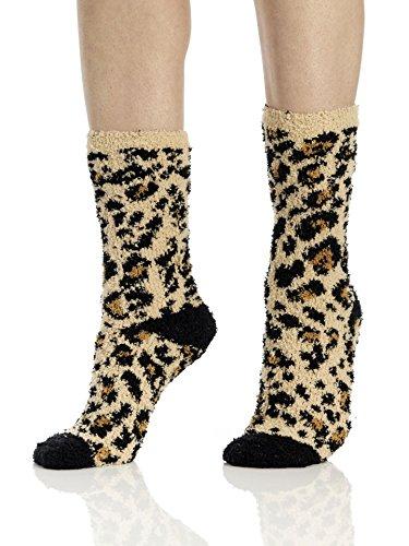 PJ Salvage Slipper Sock, Tan, (Pj Salvage Womens Slippers)
