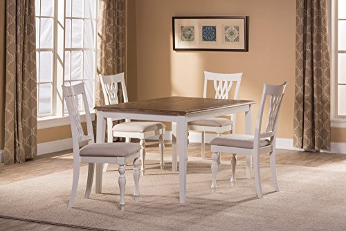 Hillsdale Bayberry / Embassy 5-Piece Rectangle Dining Set