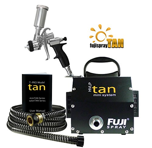 Fuji Spray 4100 miniTAN T-Pro Professional Spray Tanning Machine