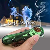 4 Inches Ice Green Portable Art Collection Cute Pipe