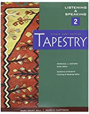 Tapestry Listening & Speaking 2 by Oxford and Christie - Paperback
