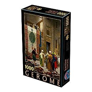 Unbekannt D Toys 72726 Puzzle 1000 Jean Leon Gerome