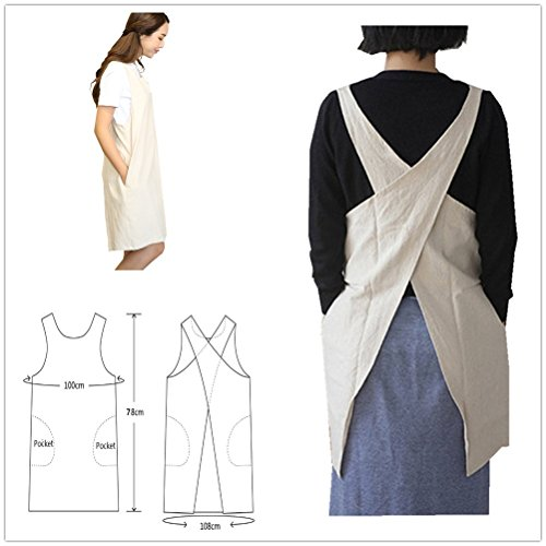 Linen Cross - 4