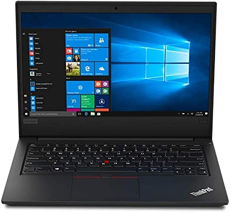 Oemgenuine Lenovo ThinkPad E490 Laptop Computer 14 Inch HD Display, Intel Dual Core i3-8145U, 8GB RAM, 120GB SSD, W10P, WiFi Intel 9260-AC