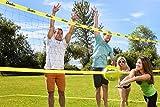 Baden Champions Volleyball Set (G204-00), Yellow