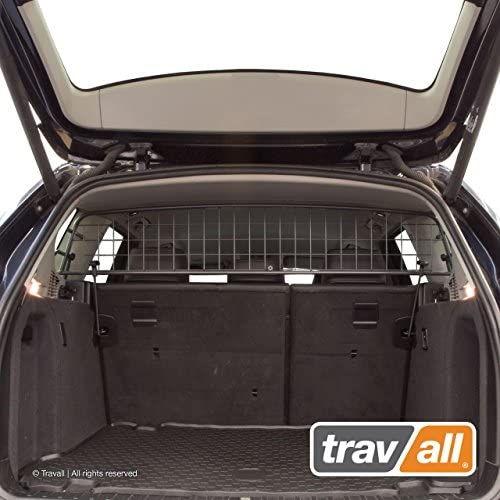 Travall Guard Compatible with BMW X3 F25 2010-2017 TDG1315 – Rattle-Free Steel Vehicle Specific Pet Barrier