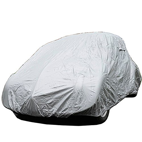 Custom-fit Outdoor Car Cover for VW Beetle - Original Classic Body Style - 1938 to 2003 - Waterproof & Breathable