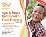 img - for Ages & Stages Questionnaires : Social-Emotional in Spanish (ASQ:SE-2  Spanish): A Parent-Completed Child Monitoring System for Social-Emotional Behaviors (Spanish and English Edition) book / textbook / text book