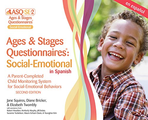 ASQ:SE-2 in Spanish Starter Kit (Spanish and English Edition)