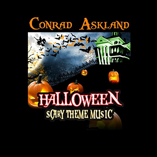 Haunted Pipe Organ Music -