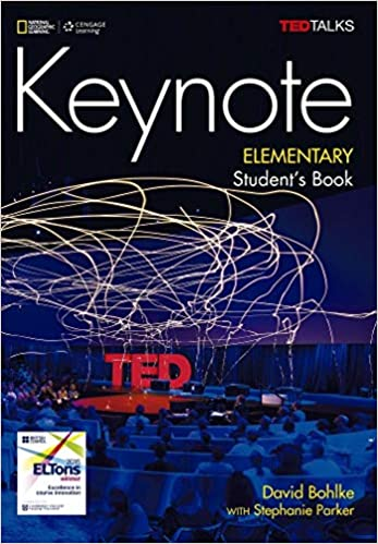 Keynote Elementary Student's Book with Audio