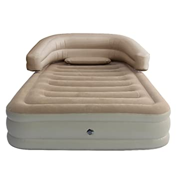 Sofá Inflable Queen Size Air Mattress Couch. Lo Mejor para ...