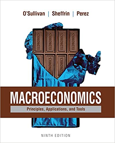 Amazon Com Macroeconomics Principles Applications And Tools 2 Downloads Ebook O Sullivan Arthur Sheffrin Steven Perez Stephen Kindle Store
