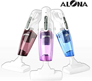 Alona SS4PN Handy Vacuum Cleaner Handheld Vacuum Cleaner 4.8V