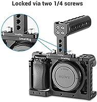 SmallRig - Jaula Cámara para Panasonic GX8 gx80 Canon cámara EOS ...