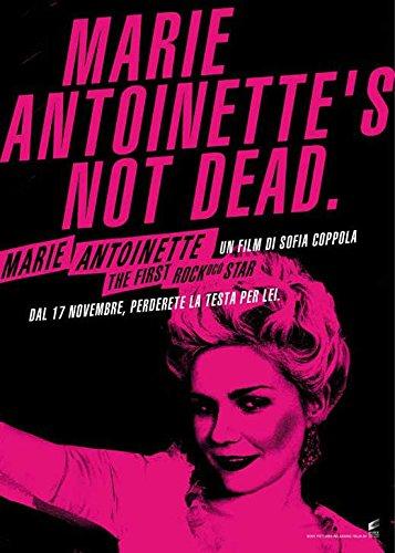 Marie Antoinette (Italian B) POSTER (11