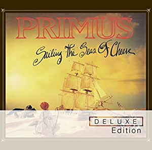 Sailing The Seas Of Cheese [CD/DVD Combo][Deluxe Edition]