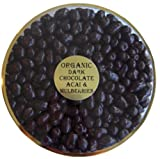 Organic Dark Chocolate covered Acai with Mulberries