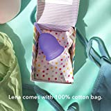 Lena Menstrual Cups - 2-Pack - Reusable Period Cups