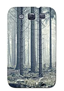 New Arrival Case Cover With IGQYONV3955aNHyi Design For Galaxy S3- Forest