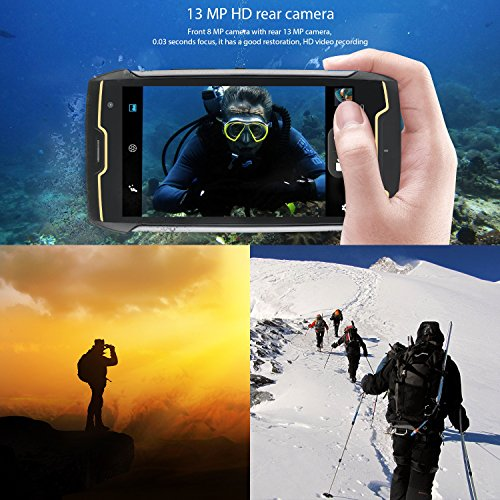 Cubot King Kong 2018 Ip68 Waterproof Rugged Smartphone