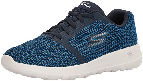 Skechers Men's Go Walk Max-54606 Sneaker Navy/Blue outlet get to buy shop outlet where to buy 2014 newest cheap price clearance find great ayIhR