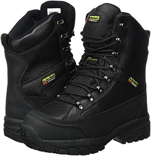 Blakläder 24473905990037 Chaussures de sécurité haute Thinsulate Taille 37 Noir