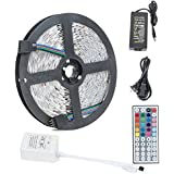 Juego de luces LED tira eDealMax - Luces 16.5ft Kit / 5M, de Nonwaterproof