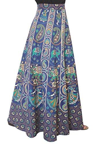 The StoreKing Wrap Around Skirt For Women