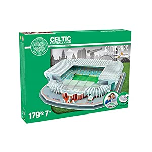 Paul Lamond 3d Celtic Park Stadium Puzzle A Forma Di Stadio