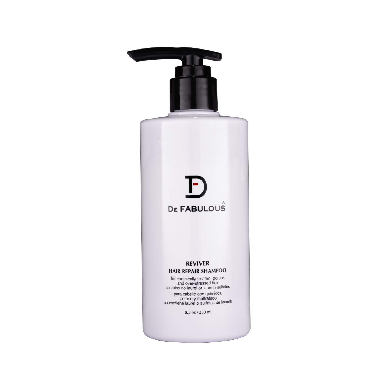 De Fabulous Reviver Hair Repair Shampoo, 8.5 Ounce