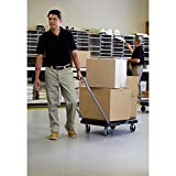 Rubbermaid Commercial Products Triple Trolley