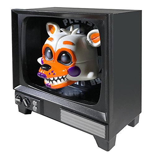 Funko - Figurine Five Nights at Freddy s Sister Location - Lolbit Fall Convention 2017 Pop 10cm - 0889698208932