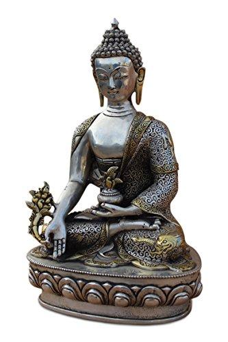 Asien Lifestyle healing buddah figure bronze buddha sculpture tibet,china statue