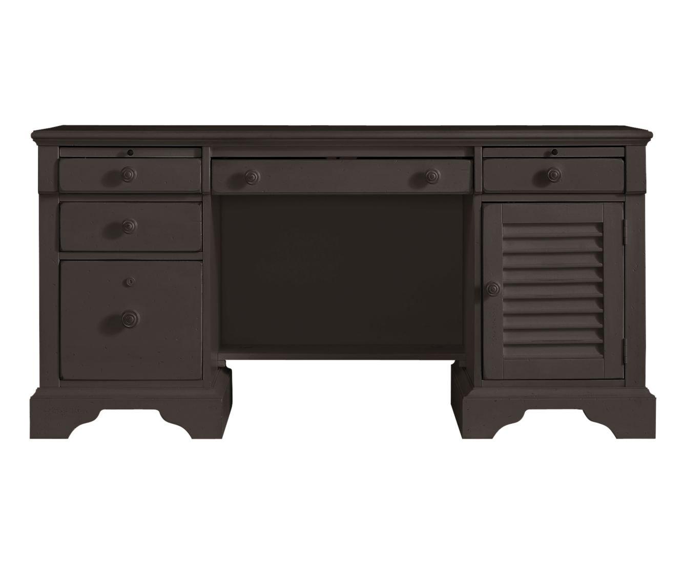 Elegant Amazon.com: Stanley Furniture 411 55 44 Coastal Living Retreat Computer  File Desk: Kitchen U0026 Dining