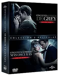Pack: Cincuenta Sombras De Grey + Cincuenta Sombras Mas