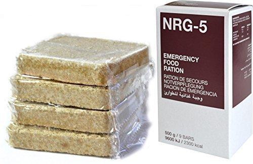 NRG-5 Notration zur Krisenvorsorge im Onlineshop / Bild: Amazon.de