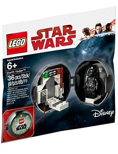 - Lego Darth Vader Anniversary Pod Polybag 5005376