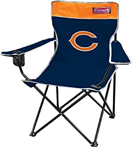 NFL Chicago Bears Coleman Folding Chair With Carrying Case