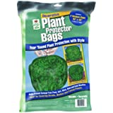 Easy Gardener 40200 Decorative Plant Protector Bags - 2 pack Medium